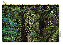 Enchanted Carry-all Pouch by Alana Thrower