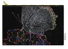 Enchanted Butterfly Carry-all Pouch by Steven Parker