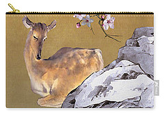 Enchanted Doe Carry-all Pouch
