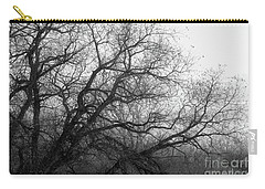 Carry-all Pouch featuring the photograph Enchanted Forest by Ana V Ramirez