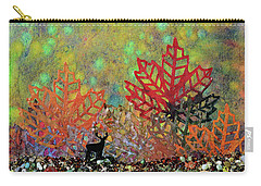 Enchanted Pathways Carry-all Pouch by Donna Blackhall