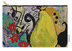 Enchanted Pear Carry-all Pouch