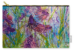 Enchanted Sealife Party Carry-all Pouch