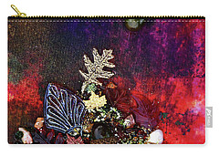 Enchanted Twilight Carry-all Pouch by Donna Blackhall