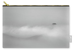 Carry-all Pouch featuring the photograph Enchanted Whispers by Az Jackson