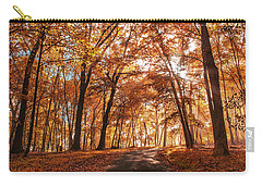 Enchanting Fall Carry-all Pouch by Rima Biswas