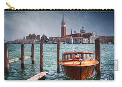 Enchanting Venice Carry-all Pouch by Carol Japp