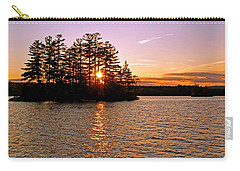 Carry-all Pouch featuring the photograph Enchantment by Lynda Lehmann