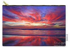 Carry-all Pouch featuring the photograph Encinitas Energy by John F Tsumas