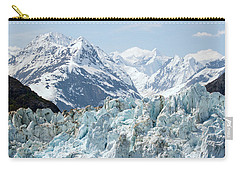 Glaciers End Of A Journey Carry-all Pouch