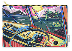 End Of Summer Carry-all Pouch by Bekim Art
