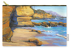 End Of Summer / Laguna Beach Carry-all Pouch