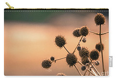 Carry-all Pouch featuring the photograph End Of Summer by Lisa L Silva