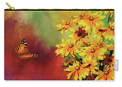 End Of Summer Carry-all Pouch by Suzanne Handel