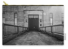End Of The Line Carry-all Pouch by Edward Fielding