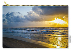 Carry-all Pouch featuring the photograph End Of The Season Padre 30 by Mez