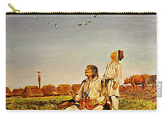 End Of The Summer- The Storks Carry-all Pouch