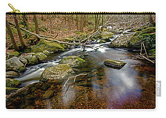Enders Falls Carry-all Pouch by Jim Gillen