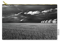 Carry-all Pouch featuring the photograph Endless Sky by John Poon