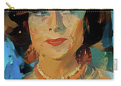 Endora Carry-all Pouch by Richard Laeton