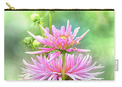 Carry-all Pouch featuring the photograph Enduring Grace by John Poon