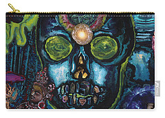 Energy Self Portrait Carry-all Pouch