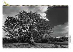 Engellman Oak Palomar Black And White Carry-all Pouch