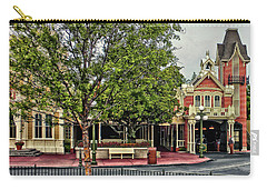 Engine Co 71 Walt Disney World Main Street Mp Carry-all Pouch