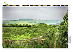 English Country Landscape 2 Carry-all Pouch