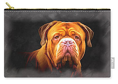 English Mastiff Carry-all Pouch