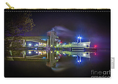 English River At Lafarge, Napanee Carry-all Pouch