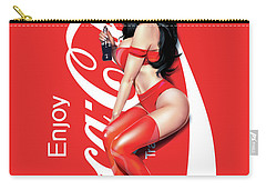 Enjoy Coca Cola Carry-all Pouch