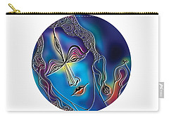 Enlightening Shiva Carry-all Pouch