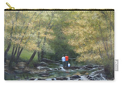 Eno River Afternoon Carry-all Pouch