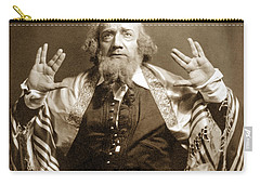 Carry-all Pouch featuring the photograph Enrico Caruso by Granger