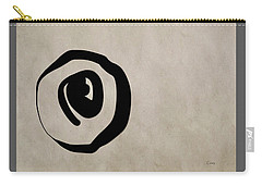 Enso Circle Carry-all Pouch