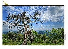 Ent At The Top Of The Hill - Color Carry-all Pouch