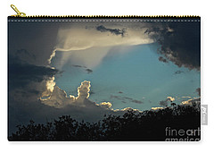 Carry-all Pouch featuring the photograph Enter by Ann E Robson