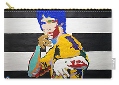 Enter The Dragon Li Carry-all Pouch by Stormm Bradshaw