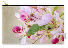 Carry-all Pouch featuring the photograph Enticement by Betty LaRue