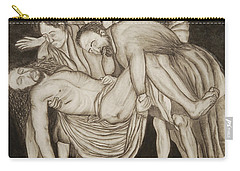 Entombment Carry-all Pouch