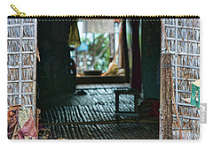Entrance To Tonle Sap Home  Carry-all Pouch