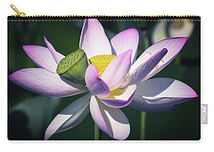 Carry-all Pouch featuring the photograph Entwined... by Cindy Lark Hartman