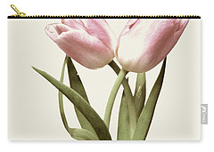 Entwined Tulips Carry-all Pouch by Jeannie Rhode