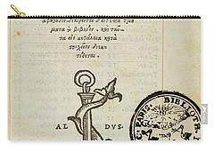 Epigrammatum  Carry-all Pouch