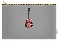Epiphone Union Jack Carry-all Pouch by Mark Rogan