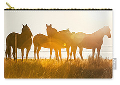 Equine Glow Carry-all Pouch