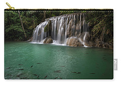 Erawan Falls 2nd Falls 2 Carry-all Pouch