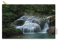 Erawan Falls First Falls Carry-all Pouch