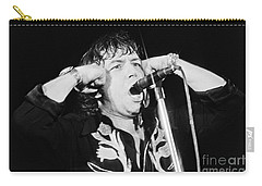 Eric Burdon In Concert-1 Carry-all Pouch